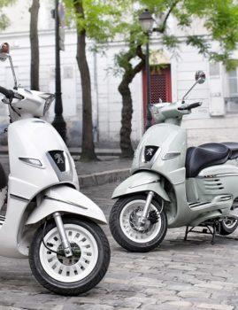 Peugeot Django 50 2T e 4T
