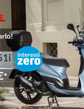 Nuovo Peugeot Tweet 125-150