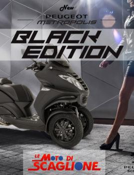 Peugeot Metropolis Black Edition