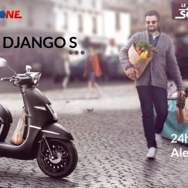 Una giornata con Lo Chef e il Peugeot DJANGO S