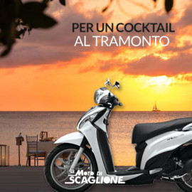 Kymco accompagna la tua estate
