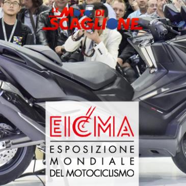 KYMCO AK550 A EICMA 2016