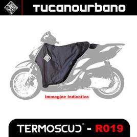 COPRIGAMBE TERMOSCUD TUCANO R019 PER PEUGEOT TWEET 50 125 150 ORIGINALE