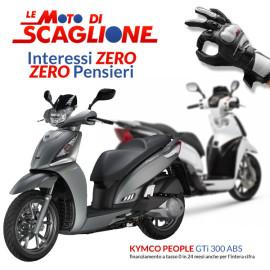 KYMCO People GTi 300 ABS EURO 4 – INTERESSI ZERO