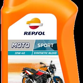 1 LITRO OLIO MOTORE REPSOL MOTO SPORT 4T 10W 40  RP180N51IT
