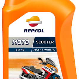 1 LITRO OLIO MOTORE REPSOL 5W 40 FULLY SYNTHETIC ART. RP164L51IT