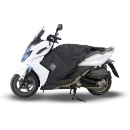 COPRIGAMBE TERMOSCUD TUCANO R162 N KYMCO K XCT 125 300 DAL 2013