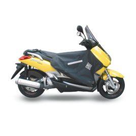COPRIGAMBE TERMOSCUD TUCANO R155 YAMAHA X MAX 250 125 FINO AL 09