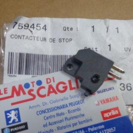 PULSANTE STOP PEUGEOT VCLIC 50 ORIGINALE PEUGEOT 759454