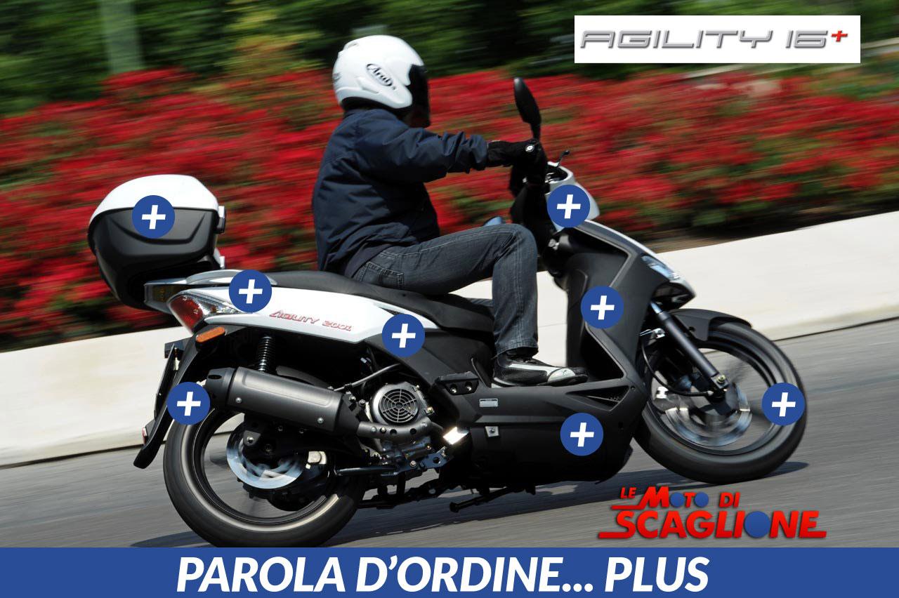 kymco agility 125 150 plus le moto di scaglione ricambi moto e scooter palermo. Black Bedroom Furniture Sets. Home Design Ideas
