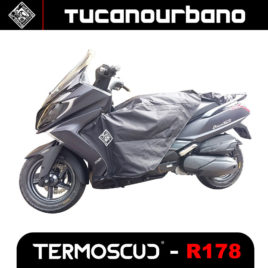 TERMOSCUD COPRIGAMBE TUCANO KYMCO DOWNTOWN 350 R178 X