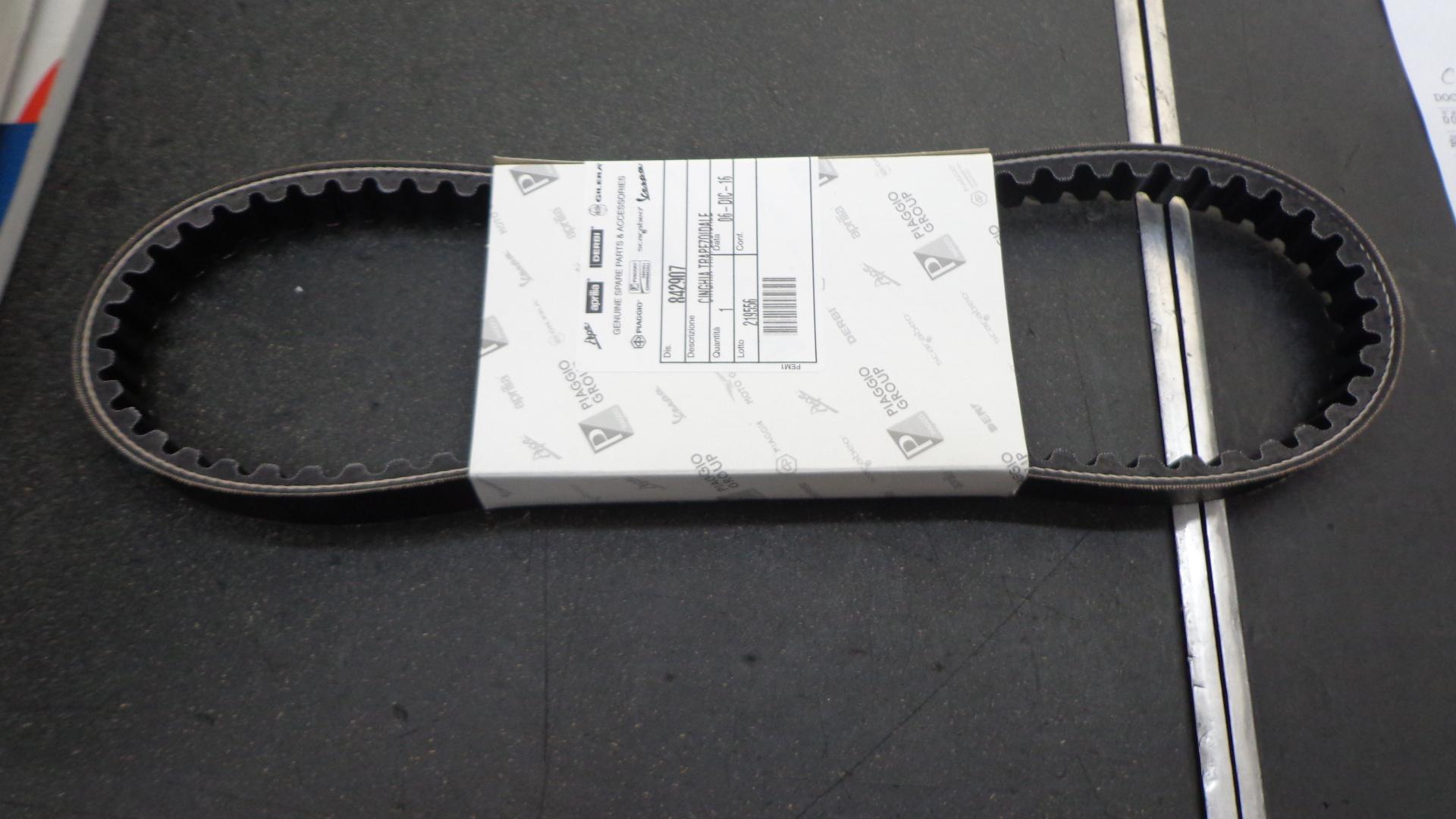 Cinghia di trasmissione originale Vespa LX Sprint Primavera 150 B016183