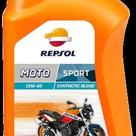 1 LITRO OLIO MOTORE REPSOL MOTO SPORT 4T 15W 50  RP180M51IT