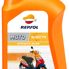1 LITRO OLIO PER MISCELA 2T REPSOL MOTO SCOOTER RP149Y51IT
