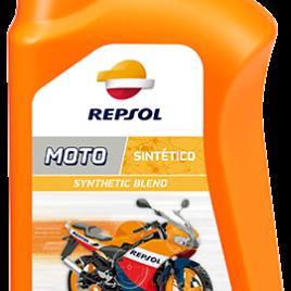 1 LITRO OLIO REPSOL PER MISCELA 2T MOTO SINTETICO  ART. RP150W51IT