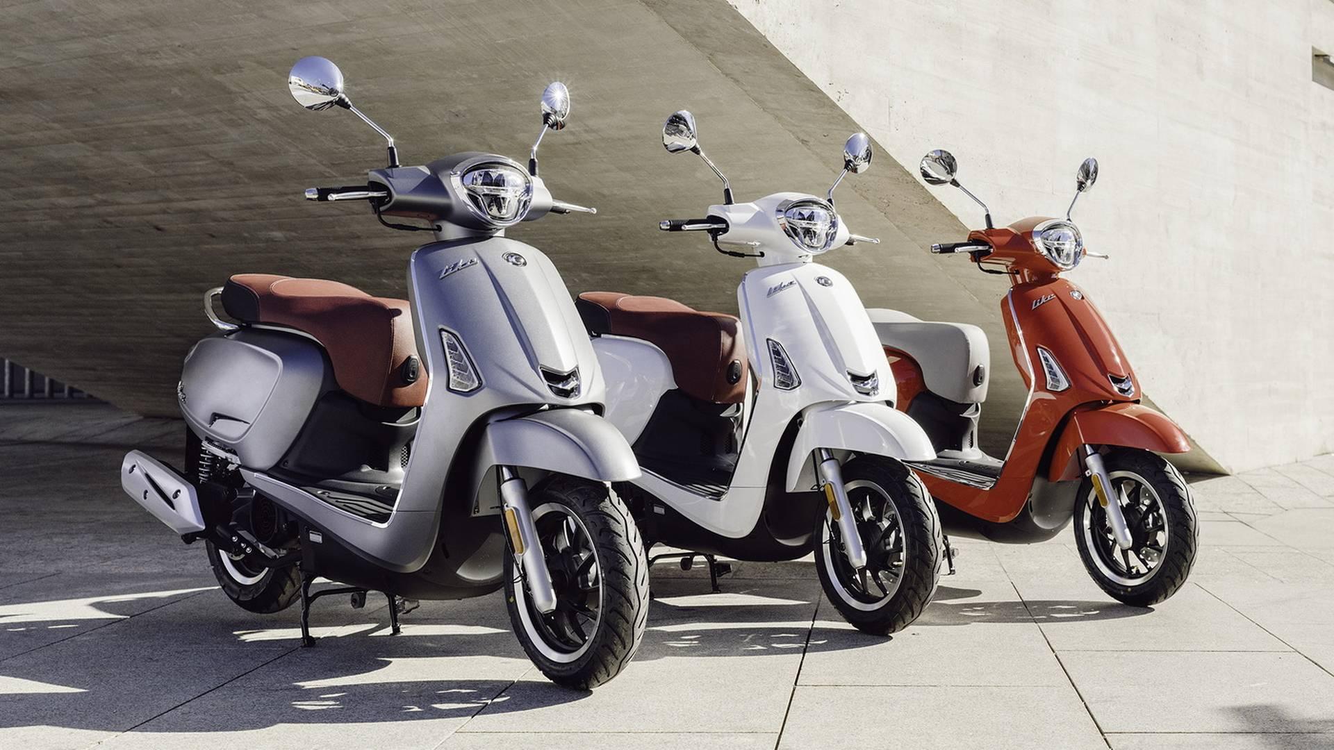 kymco like 125i 150i euro4 abs le moto di scaglione ricambi moto e scooter palermo. Black Bedroom Furniture Sets. Home Design Ideas