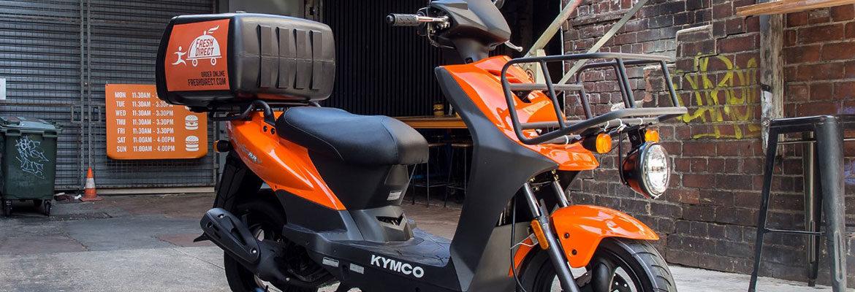 Kymco Agility Carry