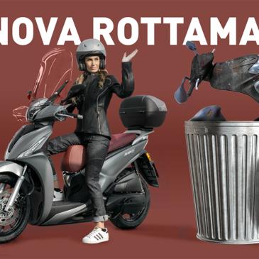 Rinnova Rottamando con le nuove offerte Kymco 2018!