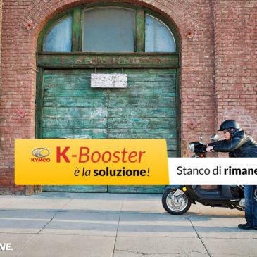 Batteria Scooter scarica? K-Booster è la Soluzione!