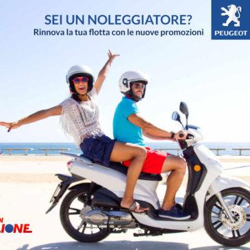 Listino Noleggio Scooter Peugeot
