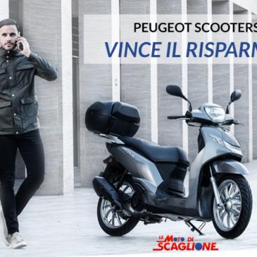 Promozioni Scooter Peugeot 2018