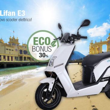 Ecobonus? Scopri gli incentivi per l'acquisto di uno scooter elettrico!