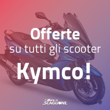 Offerte Kymco Attive!