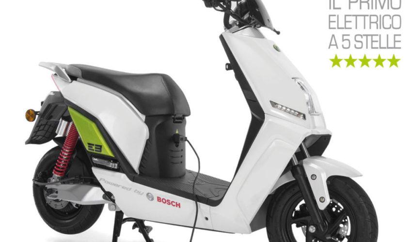 incentivi scooter elettrico