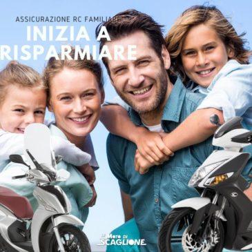 NUOVA Assicurazione RC familiare: inizia a risparmiare